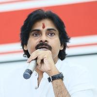 Pawan Kalyan attending Visakha Parirakshana Samithi Sabha