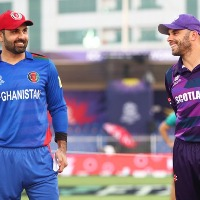 Afghanistan faces Scotland in super twelve stage