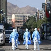 Corona Cases Increasing Lanzhou City Imposes Lockdown