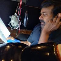 Chiranjeevi lends his voice for Ranga Marthanda