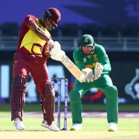 West Indies takes in South Africa