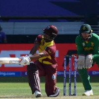 South Afrina set chase against West Indies