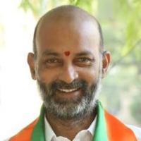 BJP will win in Huzurabad says Bandi Sanjay