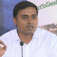 Chandrababu cheated Kuppam people says Mithun Reddy