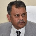 Employees unions leadrs meets Nimmagadda Ramesh