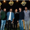 Tollywood heroes attends Dil Raju birthday bash