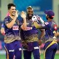 Kolkata Knightriders won by 60 runs