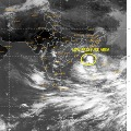 Low Pressure area formed in Bay Of Bengal