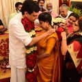 Veena daughter of Chief Minister Pinarayi Vijayan tied the knot with Mohammad Riyas