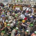 Two farmer unions break away from agitation