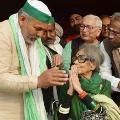 Gandhi Grand Daughter at Delhi Borders
