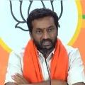 Dubbaka MLA Raghunandan Rao slams Harish Rao and KTR