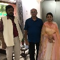 Ramdoss Athawale meets Sushant Sings family