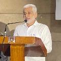 Vijayasai comments on Polavaram