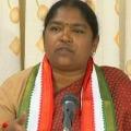 Nampally Court Issues Non Bailable Warrant against MLA Seethakka