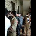 Siddipet Police Commissioner says raids conducted in three houses