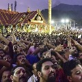 Lord Ayyappa devotees must have rtpcr test report