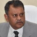 Nimmagadda Ramesh in Tirumala since 3 days