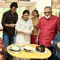 Some more pics of Ghattamaneni family members