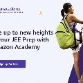 Amazon India Launches Online Academy To Prep Students For JEE