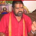 Avanthi Srinivas slams Raghurama Krishnaraju on capital issue