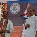 Uttam Kumar Reddy praises former CM YS Rajasekhar Reddy