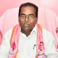 TRS MP Ramulu tests with Corona positive