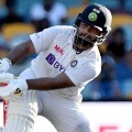 If I stay another 30 mins it would be a win says Rishab Pant