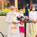 Modi Asks to Send a Solidarity Message to Army