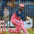 Sensational innings by Rahul Tewatia in last night IPL match