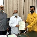 TDP Parliament members union minister Thawarchand Gehlot