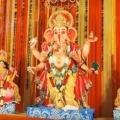 Huge Rush at Khairatabad Ganesh Idol