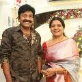 Jeevitha clarifies her husband hero Rajasekhar health condition