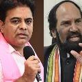 KTR is dynamic leader praises Uttam Kumar Reddy