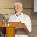YCP MP Vijaysai Reddy heaps praise on CM Jagan over Union Government reward