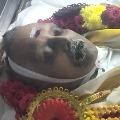 SPB dead body reaches to his home