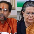 No Pressure Politics says Siv Sena on Sonias letter toThackeray