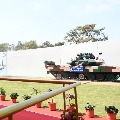 PM Modi handed over updated Arjun Tank to Indian Army