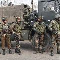 Hizbul terrorists took 12 civilians including children hostage in Baramulla
