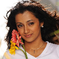 Trisha came forward to play a mother to a boy