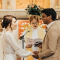 Doctor and Nurse gets married in Hospital