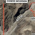 Chinese intrusion into Indian territory up to 423 meters in Galvan