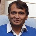 Suresh Prabhu writes letter to Nirmala Sitharaman on Andhra Pradesh financial status
