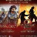 Bahubali series releasing again in cinemas