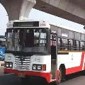 City buses resume their services from today onwards in Hyderabad
