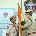 DGP Gautam Sawang appreciates Kasibugga SI Sireesha