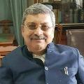 TMC MP Kalyan Chakravarti terms Niramala a venomous snake