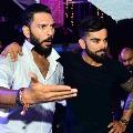 Yuvraj Singhs Birthday Wish For Virat Kohli