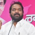 Srinivas Goud fires on Congress Party
