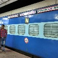 Travellers Protest at Secunderabad Railway Station